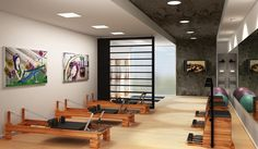 Estúdio de Pilates