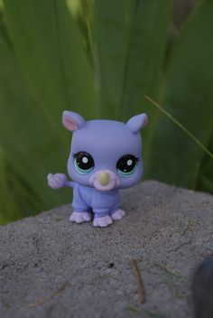 littlest pet shop rhino