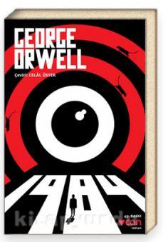 kitapyurdu: kitap - 1984 - George Orwell,Celal Üster, ,