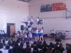 Lydiard Park Academy all stars