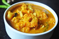 Chemmeen Thengakothu Curry (Prawns and Coconut BitsCurry)