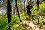 Like father like son. Photo of the Day: Scott Markewitz - Julien Markewitz. Sun Valley, Idaho.