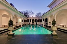 The Mary Kay Mansion.