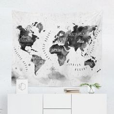 Available in three distinct sizes our wall tapestries are made of world map wall tapestry gumiabroncs Image collections