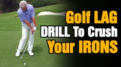 This video is about golf lag drills and how to deloft your irons at impact to crush them.  Downswing tips in the video will help you with your backswing and impact position.
