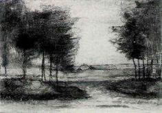 Landscape - Vincent van Gogh - WikiPaintings.org