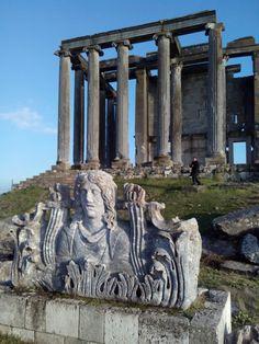 Aizanoi Antik Kenti | Aizanoi Ancient City şu şehirde: Çavdarhisar, Kütahya