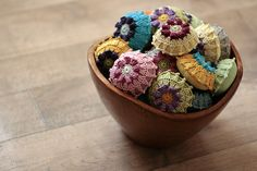 gorgeous pincushions (and MORE!) by namolio, via Flickr