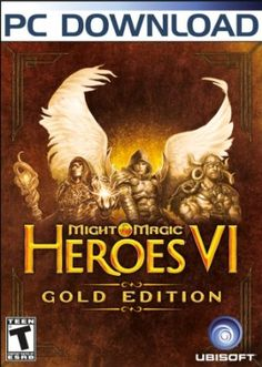 The adventure in Heroes VI, starting 400 years before events in Heroes V, catapults a family of heroes into a fast-paced epic story where Angels plot to end -- once and for all -- an unfinished war. Ps3, Xbox 1, Xbox One Video Games, Computer Video Games, Griffin Family, The Faceless, Geek Games, Pc Games, Most Popular Games