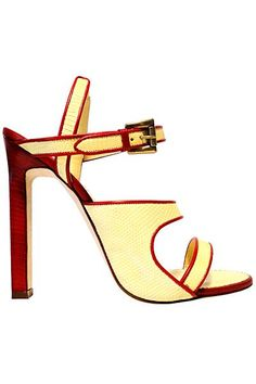 Manolo Blahnik - Shoes - 2011 Spring-Summer