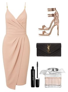 """""""Special"""" by isabellafonti on Polyvore featuring moda, Miss Selfridge, River Island, Yves Saint Laurent, Marc Jacobs y Chloé"""