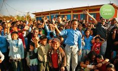 Seven-Day, Six-Night All-Inclusive Volunteering Trip to Nepal or Nicaragua from buildOn ... I want to do this.