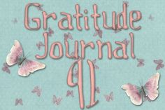 Gratitude Challenge Revisited Day 91 - News - Bubblews