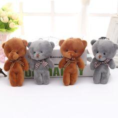 $1.98 (Buy here: https://alitems.com/g/1e8d114494ebda23ff8b16525dc3e8/?i=5&ulp=https%3A%2F%2Fwww.aliexpress.com%2Fitem%2F14CM-Q-Mini-Teddy-Bear-Plush-Stuffed-Toy-Doll-Pendant-Bag-Accessory-Wedding-Gifts-Keychain-Plush%2F32711919199.html ) 14CM Q Mini Teddy Bear Plush Stuffed Toy Doll Pendant Bag Accessory Wedding Gifts Keychain Plush Stuffed Toys For Children Kids for just $1.98