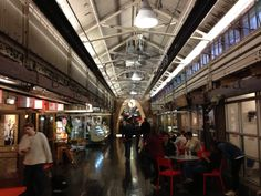 Don´t miss Chelsea Market and book a Chelsea Market Food Tour before you go the NYC on www.foodsofny.com