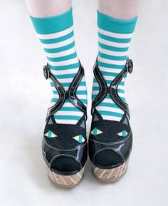 ELEY KISHIMOTO(イーリーキシモト) CATS SOCKS Palm maison store