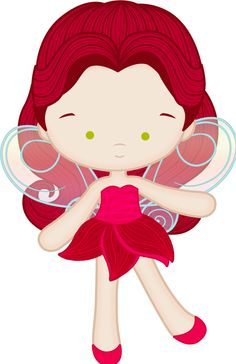 Princesas e Príncipes - playing fairy red open eyes by lostanhellcreations.png - Minus