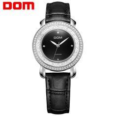 >> Click to Buy << DOM luxury brand watches waterproof style sapphire crystal woman quartz nurse  watch women G86 #Affiliate