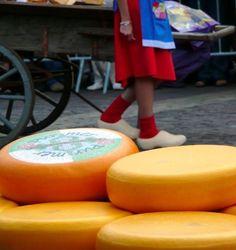 Kaasmarkt Alkmaar.