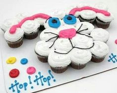Easter cupcakes - Picture only