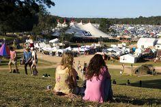 Splendour In The Grass, Summer Festival in Byron Bay, Australia