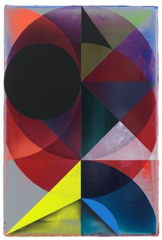Shannon Finley is a sculptor, painter & animator. His work reflects strong geometric abstraction evince hard linearity patterns composed of sharp angles & geometric forms. Geometric Painting, Geometric Shapes, Abstract Art, Pollock Paintings, Creators Project, Animation, Op Art, Graphic Art, Graphic Design