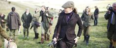 Ladies Shooting Attire