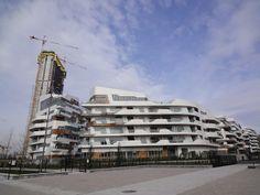 Zaha Hadid Residence, Citylife 2014