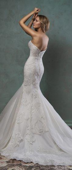amelia sposa 2016 wedding dresses mermaid emilia