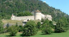 Fort de Savoie Colmars en campingcar Vans, House Styles, Van