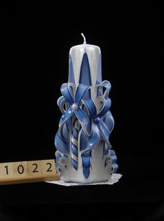 To make a big bang, all it takes is a spark. Get the Hand Carved Candle, Turquoise and White, Double Bow Carve, 7 Inch at $28.00 only . Smart shopping at https://www.etsy.com/listing/473862477/hand-carved-candle-turquoise-and-white?utm_source=socialpilotco&utm_medium=api&utm_campaign=api  #candles #pillar