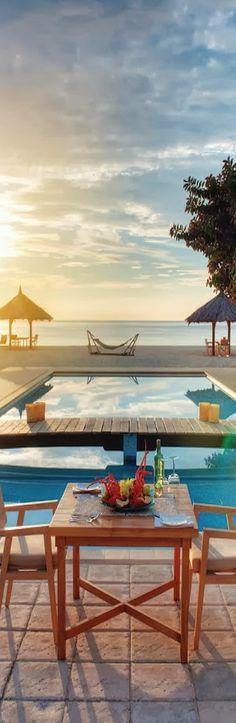 Desroches Island...Seychelles
