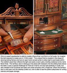 The Ferd Sobol Editions as seen in The Good Sam Showcase of Miniatures: Fine Furniture http://goodsamshow.blogspot.com/2014/09/dealers-ferd-millie-sobol-fine-furniture.html www.TheSobolEditions.blogspot.com