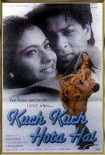 Kuch Kuch Hota Hai Poster - Vintage And New Bollywood And Hollywood Movie Posters Collection For Sale - United Kingdom