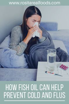 Find out why Cod Liver Oil does indeed fight the cold and flu effectively. Fish Oil Benefits, Cod Liver Oil, Supplements For Women, Flu, Natural Healing, Immune System, Organic, Canning, Benefits Of Fish Oil