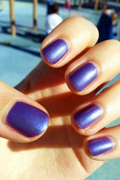 Sally Hansen - Grape Going