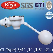 """1/4"""" To 2"""" Inch Plastic Water Tank Float Valve (Ballcock) CL Company Introduction, How To Make Water, Water Storage Tanks, Floating In Water, Self Watering, Water Tank, Cl, Plastic, Fish Tank"""
