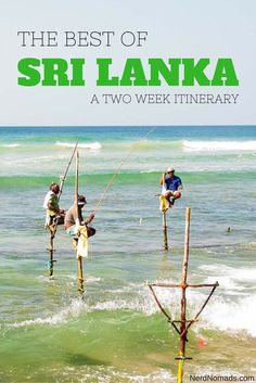 Make the most of your trip to Sri Lanka with this two-week itinerary: Travel to the highlights, including Colombo, Ella, and Yala National Park.