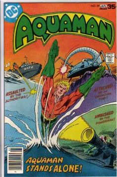 Aquaman Jim Aparo