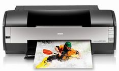The Epson Stylus Photo 1400 has a large flatbed scanner you can utilize to scan flat things and pages from bound books, something you can't make with a page-fed Tank Printer, Portable Printer, Brother Printers, Printer Driver, Printer Types, Photo Printer, Inkjet Printer, Stylus, Epson