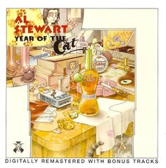 Buy the Al Stewart Year Of The Cat CD at Planet Earth Records. This classic Al Stewart Year Of The Cat CD album comes with 12 tracks & is available online in great condition. http://www.planetearthrecords.co.uk/al-stewart-year-of-the-cat-cd-album-emi-2001-38169-p.asp | £7.99