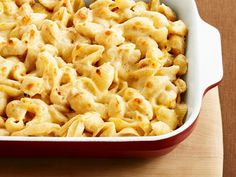 Lightened-up Three Cheese Macaroni