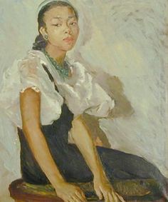 Laura Waring.  A little known African American Artist during the 1920's, 30's.