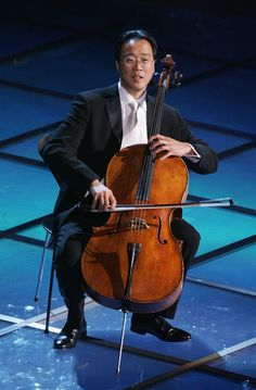 This man right here is who inspired me to do what I love. He is the reason why I am the cellist I am today. He is my motivation, my inspiration, my hero. The one and only, Yo Yo Ma.