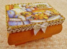 A   Treasure Chest Assortment by Jessie Noah on Etsy
