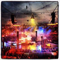 katiekauders's photo  of Olympic Stadium on Instagram