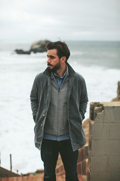 Edition 183: Italian Wool Maritime Vest   Taylor Stitch