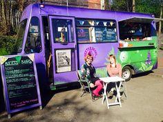 Beets & Beans Catering Van, Food Truck Catering, Food Vans, Street Food, Trucks, March, Beige, Truck, Mac