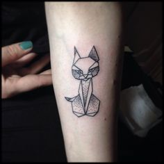 origami tattoos - Google Search