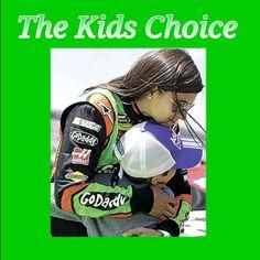 DanicaPack Kids Choice Award Vote Aspen Dental Edit